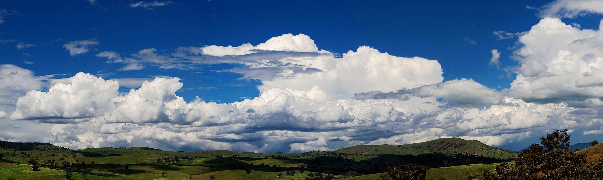 Wolken soorten - types