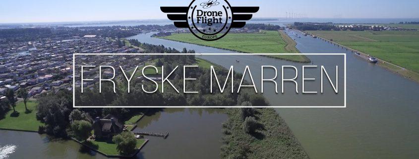 Fryske Marren (Promotie) - Drone flight Europe